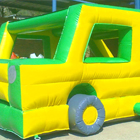 Inflatable Car Jumping Castle for Sale