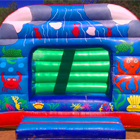 Ocean Dome Jumping Castle for Sale