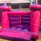 Princess Jumping Castle for Sale