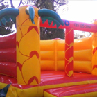 Tropical Island Jumping Castle for Sale